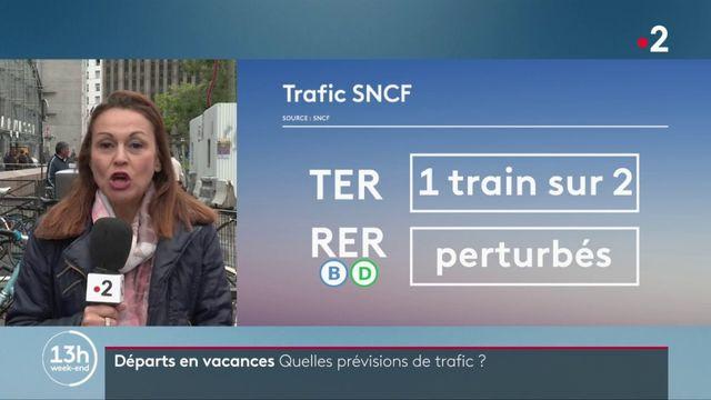 SNCF : beaucoup de difficultés à prévoir pour les voyageurs
