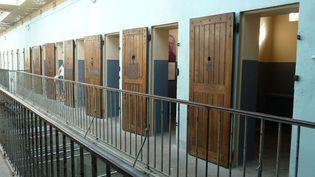 Prison Montluc 2e étage  (G.Bisson)
