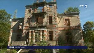 Immobilier : le château de Chaumont-sur-Loire mis en vente (FRANCE 3)