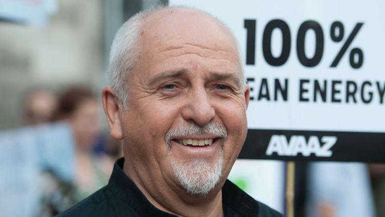 Peter Gabriel (2014)  (REX/REX/SIPA)