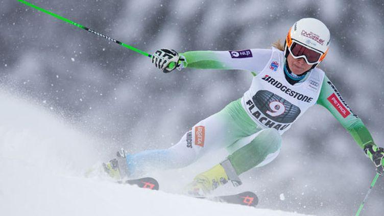 La skieuse slovène Ana Drev
