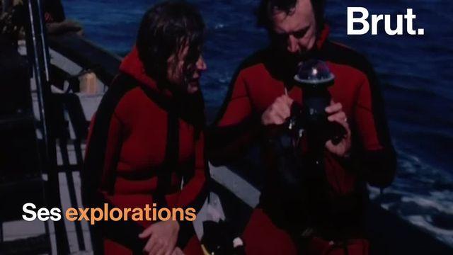 Elle a passé plus de 7000 heures sous les mers, mené près de 700 missions scientifiques à travers le monde et consacré sa vie à la défense des océans. Voici la vie de l'océanographe Sylvia Earle.