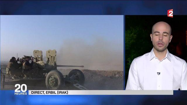"""Mossoul : """"Les commandants ont fui la ville"""""""