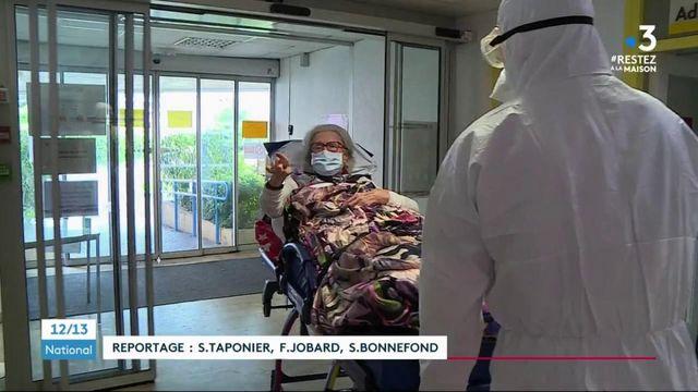 Hérault : rémission d'une malade du coronavirus de 104 ans