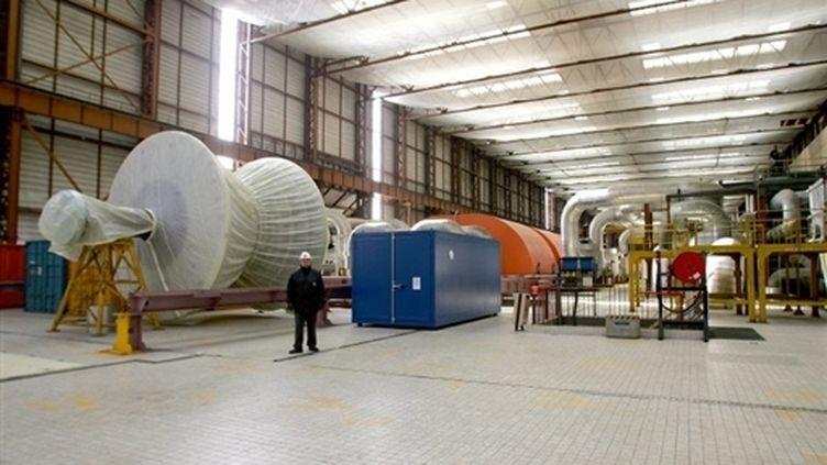 La centrale nucléaire de Gravelines (en février 2005) (© AFP / Denis Charlet)