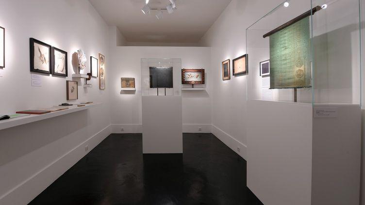 Ensemble d'oeuvres du mouvement Les arts incohérents découvertes par la Galerie Johann Naldi, non encore exposées au public. (GALERIE JOHANN NALDI)