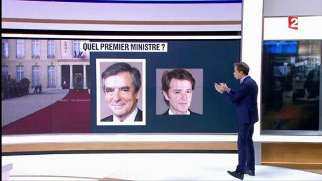 Quel sera le Premier ministre des cinq grands candidats ?