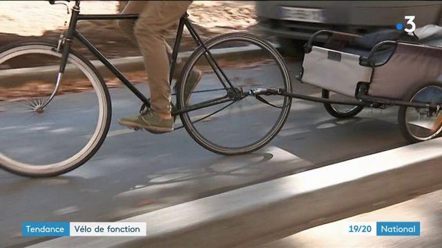 Entreprises : un vélo comme véhicule de fonction ?