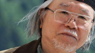 Leiji Matsumoto, légende du manga et père d'Albator, invité au festival dAngoulême 2013  (Jean-Pierre Clatot)