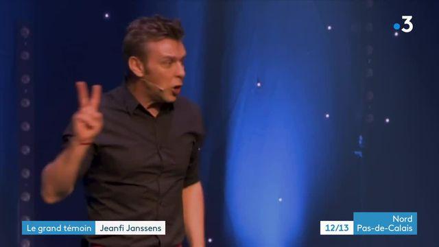Jeanfi Janssens, humoriste