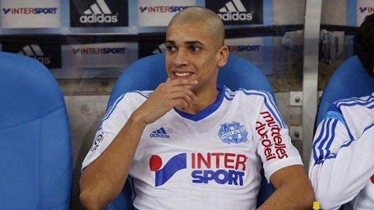 Doria n'aura jamais joué sous le maillot de l'Olympique de Marseille (PHILIPPE LAURENSON / BLUEPIX)