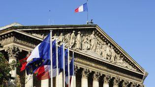 Le Palais Bourbon, où siège l'Assemblée nationale, le 25 mars 2013, à Paris. (ROGER ROZENCWAJG / PHOTONONSTOP)