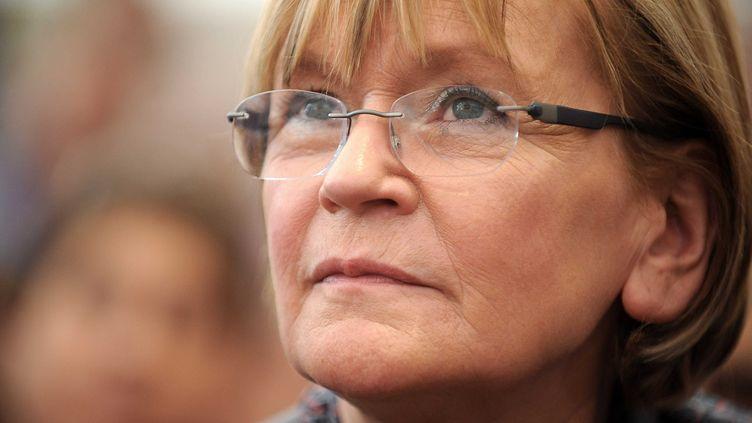 Marie-George Buffet à La Courneuve le 15/09/2012 (ANTONIOL ANTOINE / SIPA)