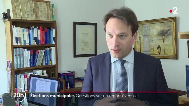 Élections municipales : un report est-il possible ?