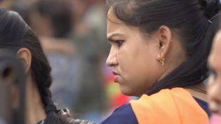 En Inde, les femmes travaillent de moins en moins. (FRANCE 2)