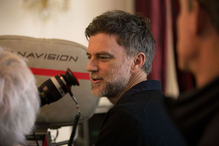 "Paul Thomas Anderson sur le tournage de son film ""Phantom Thread""  (Universal Pictures International France )"