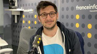 Antoine Bordes, co-directeur des équipes du laboratoire de recherche en intelligence artificielle de Facebook (FAIR) (JC/RF)