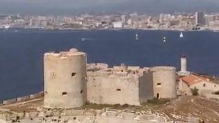 À Marseille, samedi 24 et dimanche 25 juin, se déroule le Défi de Monte Cristo, soit plusieurs courses en eau libre. (FRANCE 2)