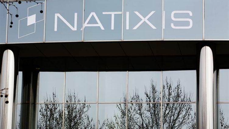 La filiale de la Banque populaire, Natixis (AFP Loic Venance)