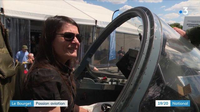 Le Bourget : un bonheur pour les passionnés d'aviation