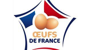 """Le nouveau logo """"Oeufs de France"""" qui arrivera sur les produits en magasins en septembre 2018. (INTERPROFESSION DE L'OEUF)"""