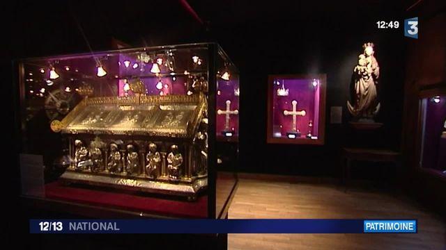 Les trésors de la cathédrale d'Amiens se découvrent