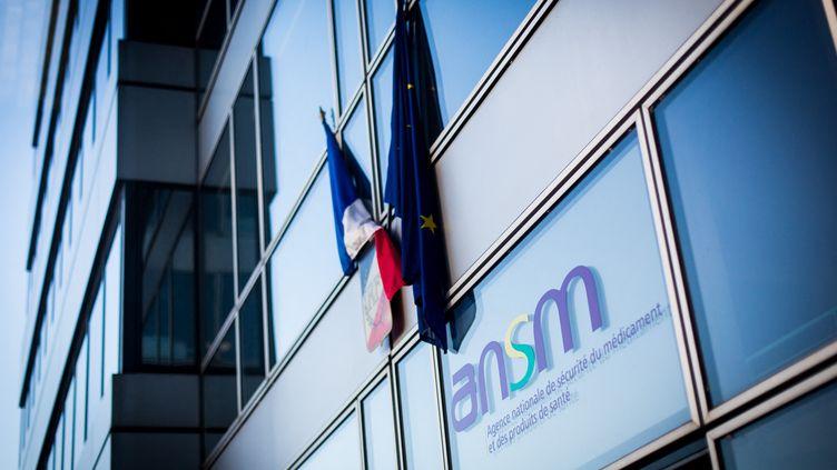 Le siège de l'Agence nationale de sécurité du médicament et des produits de santé (ANSM / Afssaps) à Saint-Denis (93) (GARO / PHANIE)