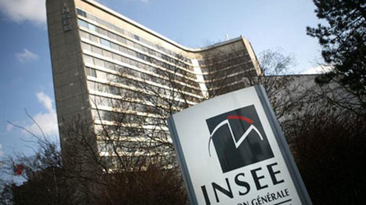 Le siège de l'INSEE à Malakoff (Hauts-de-Seine) (AFP - LOIC VENANCE)