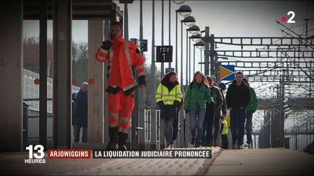 Arjowiggins : la liquidation judiciaire prononcée