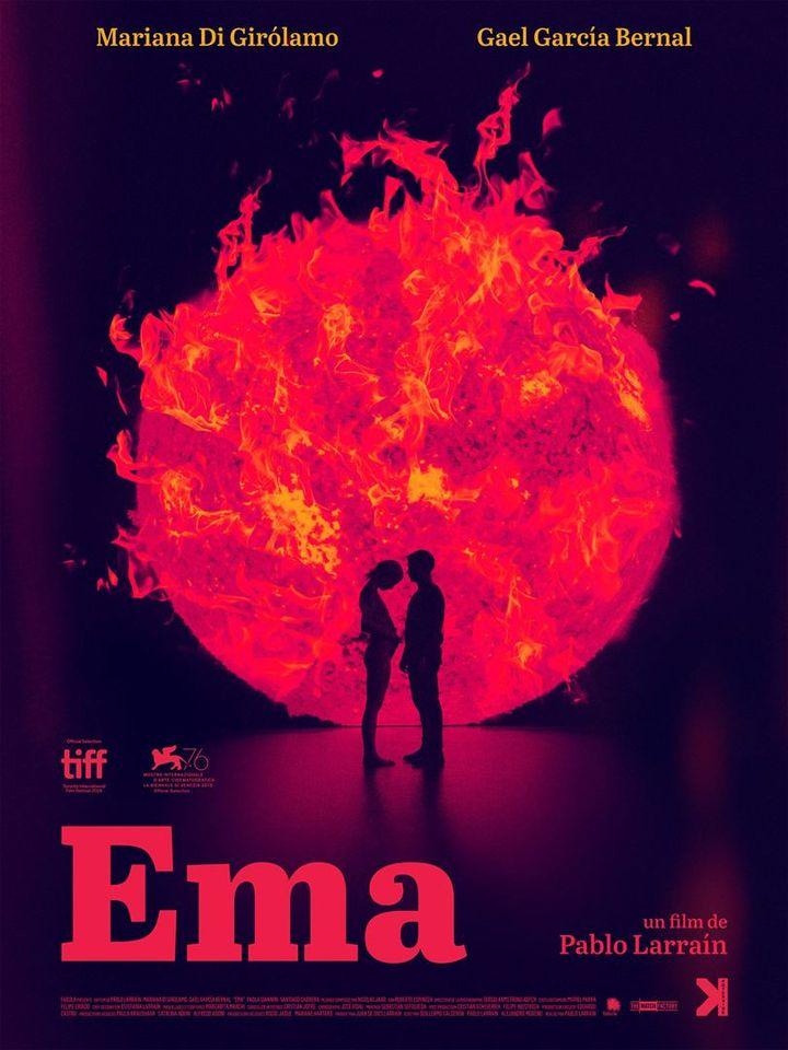 """L'affiche du film """"Ema"""" de Pablo Larrain. (POTEMKINE FILMS)"""