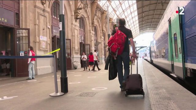 Grèves des transports : menace sur les départs en vacances