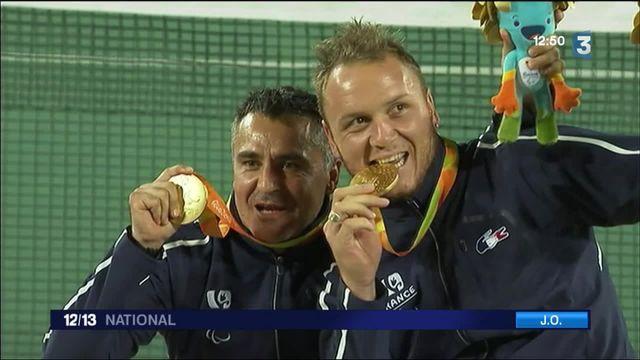 Jeux paralympiques : les exploits de la délégation française
