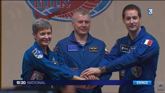 Station spatiale internationale : dernières heures sur Terre pour Thomas Pesquet avant son départ