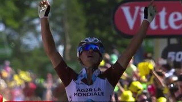Tour de France : première victoire française