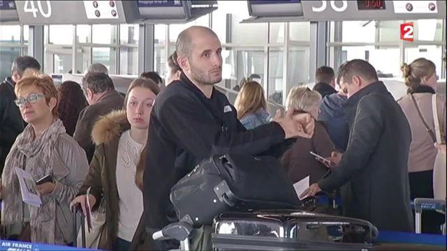 Grève : le trafic aérien perturbé dans plusieurs aéroports