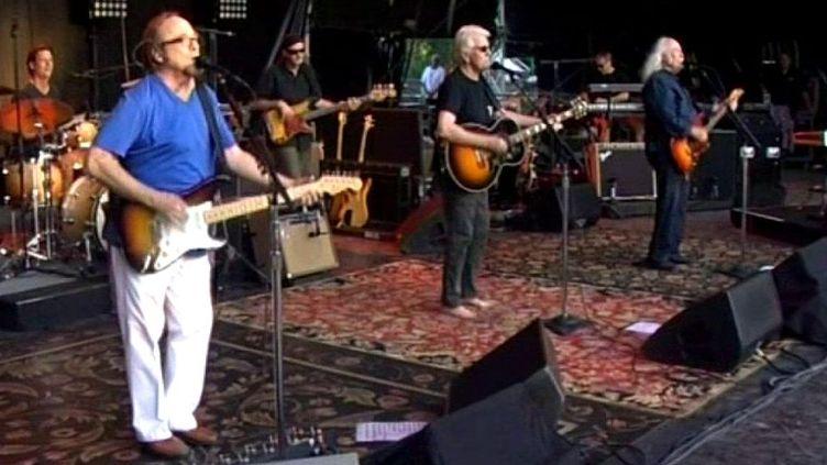 Crosby, Stills and Nash à Pause Guitare à Albi  (Elde Stewart)