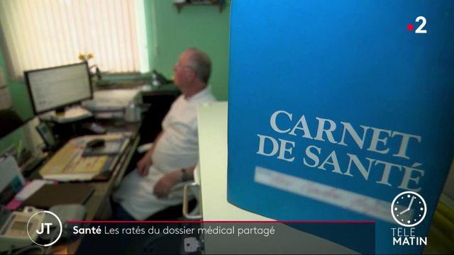 Le fiasco du dossier médical partagé