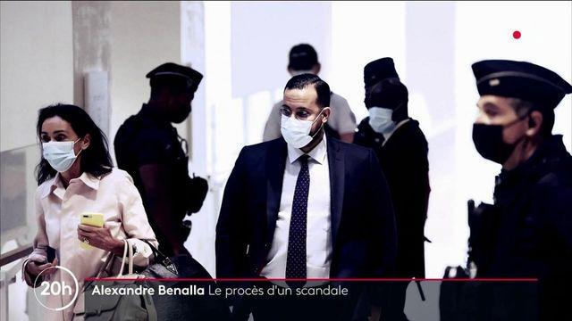 Justice : Alexandre Benalla fait profil bas lors de la première journée d'audience