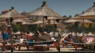 Albanie : des plages encore préservées du tourisme de masse (FRANCE 2)