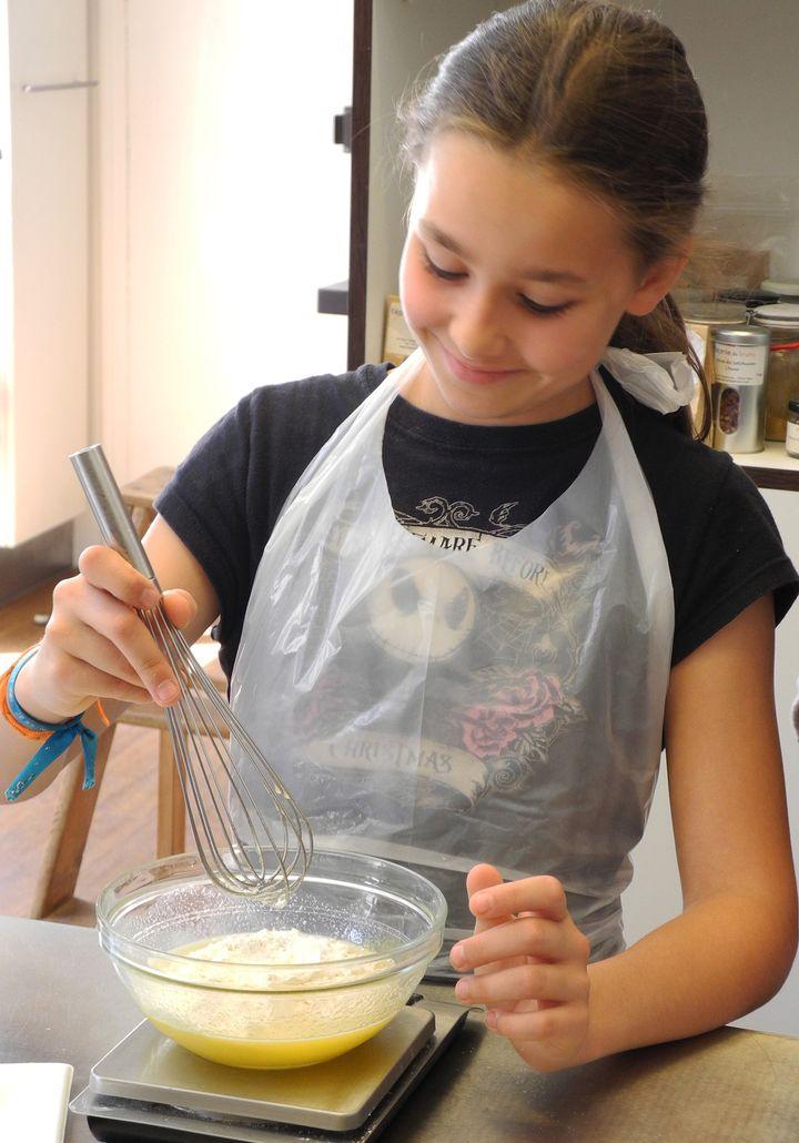 Clara, 12 ans  (Laurence Houot / Culturebox)