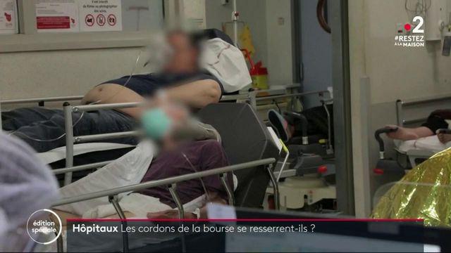 Coronavirus : la pression financière rattrape-t-elle les hôpitaux?