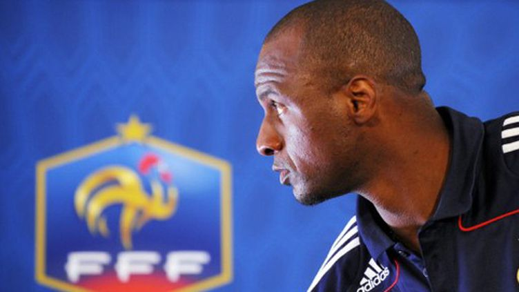 Patrick Vieira (FRANCK FIFE / AFP)