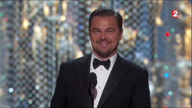 Oscars : Léonardo DiCaprio enfin consacré par Hollywood