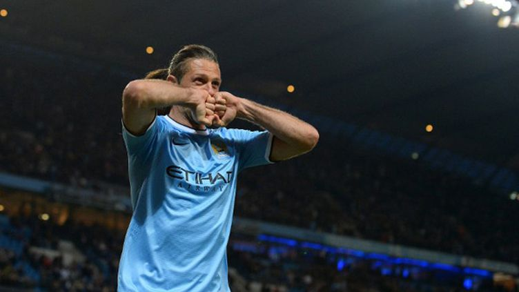 Martin Demichelis (Manchester City) (ANDREW YATES / AFP)