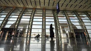 Aéroport international Roi Abdelaziz de Jeddah, le 12 décembre 2019. (GIUSEPPE CACACE / AFP)
