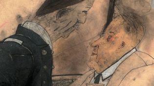 Affiche du festival du film court de Clermont ferrand 2012  (DR)