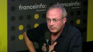 Jean-Pierre Mercier, délégué syndical central CGT du groupe PSA Peugeot-Citroën (Radio France)