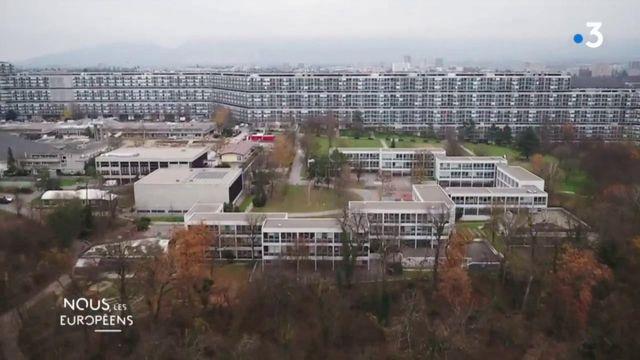 VIDEO. Suisse : le plus long bâtiment d'Europe est un laboratoire de mixité sociale où le vivre-ensemble est une réalité