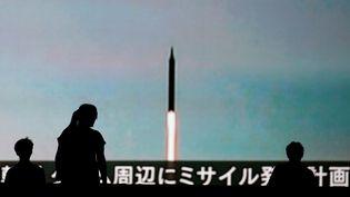 La Corée du Nord a opéré avec succèsdeux tests de missiles intercontinentaux ces dernières semaines. (TORU HANAI / REUTERS)