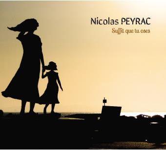 Extrait de la pochette de l'album de Nicolas Peyrac  (Nicolas Peyrac )